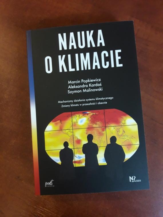 "Książka ""Nauka o Klimacie"""