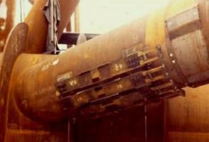 Ropa - stara infrastruktura