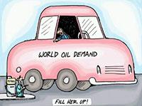 Czy ropy wystarczy dla wszystkich?