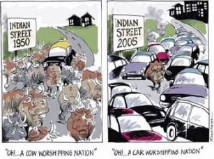 Komis - Droga w Indiach