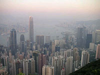 Miasto - zanieczyszczenia