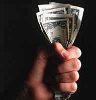 Pieniądze. Liczy się tu i teraz.