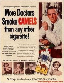 Doktorzy palą Camele