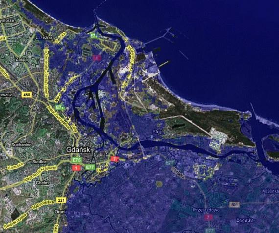 gdansk-poziom-morza-globalne-ocieplenie