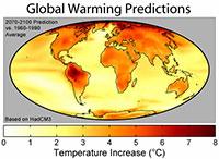 Globalne Ocieplenie - Przewidywania